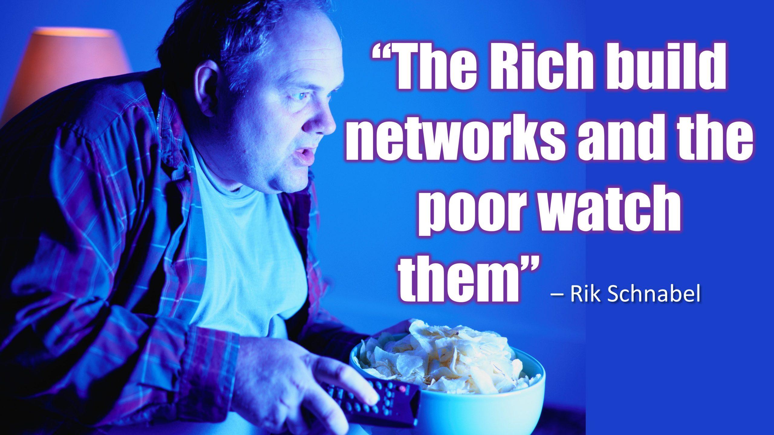 rich people