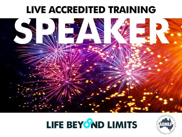 Public Speaker Training: Live Training November 2020 with Rik Schnabel