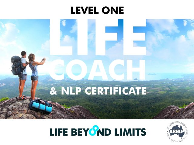 Life Coach and NLP Certificate – Online Training