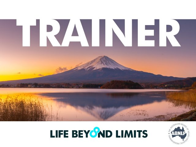 Trainer Training: Live Training Sept. 2018