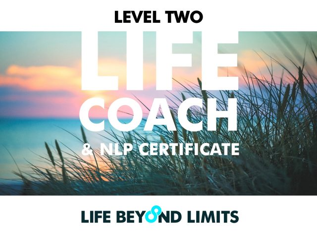 Life Coach & NLP Practitioner: Live Training Nov. 2018