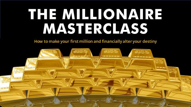 Millionaire Club: Wealth creation tips that work