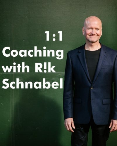 Rik Schnabel One on One Coaching